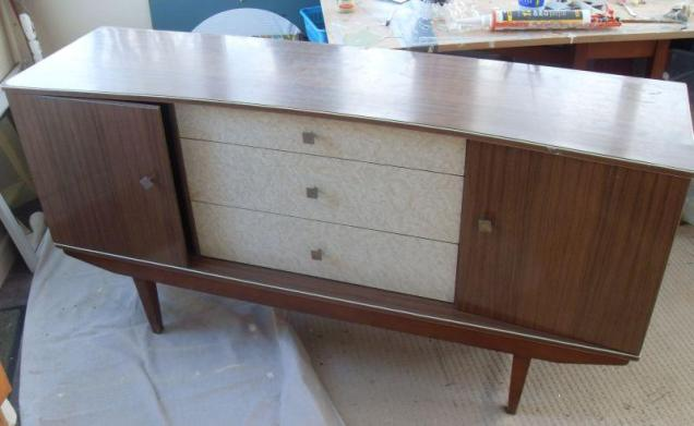 sideboard before
