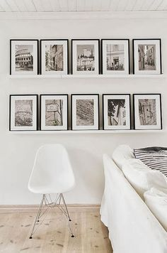 gallery wall six